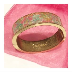 Lilly Pulitzer Boca Bangle shellabrate